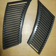 1985 Mercedes R107 Sl380 Sl450 Sl500 Cowl Vent Grill Front Left And Right