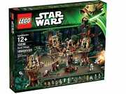 Lego Star Wars 10236 Ewok Village Retired And Rare Item The Best Reasonable Price