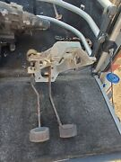 84 85 86 Ford Truck Bronco F150 F250 F350 Clutch Brake Pedal Assembly Hydraulic