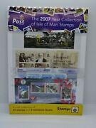 The 2007 Year Collection Of Isle Of Man Stamps - 65 Stamps And 3 Minature Sheets