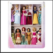 [disney Store] Disney Princess Classic Doll Collection Gift Set - 2020