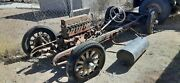 1927 Buick Frame Chassis Axles Rearend Engine Transmission Complete Extra Engine