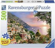 Ravensburger Positano Large Format 500 Piece Jigsaw Puzzle For Adults –...
