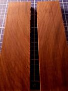 Wooden Old Stock Brazilian Rosewood Knife Scales Gun Grips Guitar Parts -1