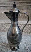 Beautiful Vintage Antique Original Old Pitcher East Late Xix - Early Xx Century