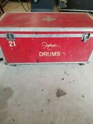 Road Case From The Band Foghat