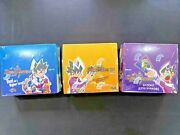 Sealed - Duel Masters - Booster Boxes - Dm-01 And Dm-02 And Dm-03 Sold Together