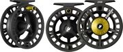 Sage 2210 Fly Reel - Black / Lime- New In Box - For 9 And 10wt Rods
