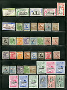 Lundy Island Stamp Collection Lot Of More Than 200 Stamps Mint Nh Rare
