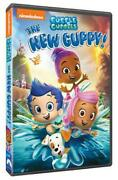 Bubble Guppies The New Guppy New Dvd