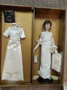 Franklin Mint Jackie Kennedy Doll 50th Anniversary Inaugural Collection Rare