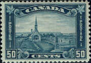 Canada 176 1930 50c Museum At Grand Pre Stamp Issue Mint-og/nh--cat 350.00