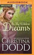 In My Wildest Dreams By Christina Dodd English Compact Disc Book Free Shipping