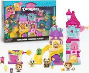 Disney Doorables Enchanted Princess Playset 10-inch Brand New Kid Toy Gift