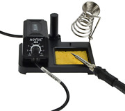 Aoyue 469 Variable Power 60 Watt Soldering Station With Removable Tip Design- Es