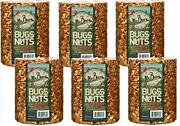 No Mess Mealworms Fruit And Nut Wild Bird Seed Feeder Birds Feeders Pack Of 6