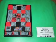 Capcom Super Street Fighter 2x Cps2 Sub Board Japan Tested Working Used [th]