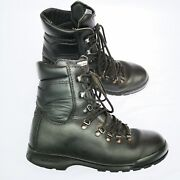 British Army - Altberg Peacekeeper Black Boots Size 7m