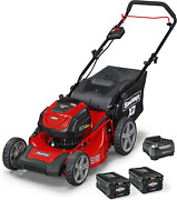 Snapper Xd 82v Max Cordless Electric 19 Push Lawn Mower Includes Kit Of 2 2.0