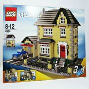 Lego Creator 4954 Town House Brand New - Slightly Ripped Packing Sticker