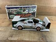Hess 2009 Toy Truck Race Car And Racer - Lights And Sound - New In Box