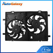 Radiator Cooling Fan Assembly For 2007-2009 Mkz Base Replaces 7h6z8c607b 621091