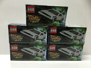 Tomica Back To The Future Delorean Universal Studio Japan Limited Discontinued
