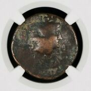 Mesopotamia Hatra Early-mid 2nd Century Ae26 Certified Ngc Vg