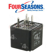 Four Seasons Cooling Fan Motor Relay For 2005-2006 Chevrolet Avalanche 1500 Df