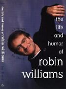The Life And Humor Of Robin Williams A Biography Jay David Paperback Used - Go