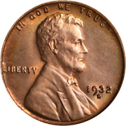 1932-d Lincoln Cent Great Deals From The Executive Coin Company