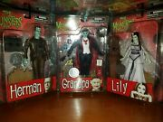 The Munsters Collectible Set