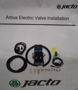 Jacto Arbus Valve Kit Elkit2a For Sprayers 1000 Liter And Smaller