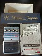 Dod Fx747 Supersonic Stereo Flange Rare Guitar Effect Pedal Shipped From Japan