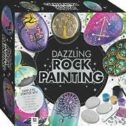 Dazzling Rock Painting Rock Painting Kit By Thomas Alexandra Book The Fast