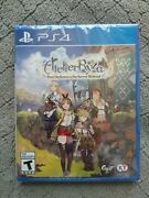 Atelier Ryza Ever Darkness And The Secret Hideout Ps4 Us Ver. New And Sealed