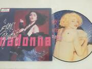 Madonna Andlrmandndash Express Yourself Mega Rare 12 Picture Disc Lp Nm The Best Of Hits