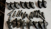 454 502 Gen Vi Chevy Rocker Arms And Bolts Non Adjustable Style