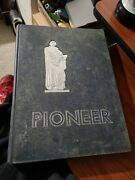 1963 Luther College Yearbook Pioneer Decorah Iowa