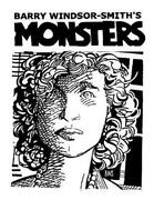 Monsters By Barry Windsor-smith English Hardcover Book Free Shipping