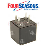 Four Seasons Cooling Fan Motor Relay For 2005-2006 Chevrolet Avalanche 2500 Tp