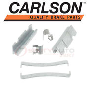 Carlson Front Disc Brake Hardware Kit For 1974 Gmc C35 C3500 Pickup - Pad Ew