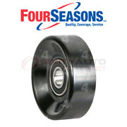 Four Seasons Drive Belt Idler Pulley For 2002-2008 Ford F-250 Super Duty Yj