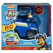 Paw Patrol Vehicle Chase Rc Police Cruiser - Remote Control