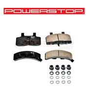 Power Stop Z17 Evolution Plus Disc Brake Pads For 1996-2002 Gmc Savana 2500 Cf