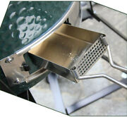 Ash Tool Slid Out Ash Drawer Removable Ash Catcher Fit Large Big Green Egg Grill
