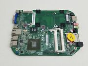 Lot Of 2 Acer Mcp7as02 Aspire Revo R3600 Atom 230 1.6ghz Ddr2 Motherboard