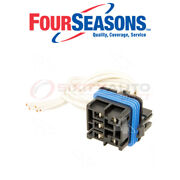 Four Seasons Cooling Fan Motor Relay Connector For 1994-1998 Pontiac Grand Id