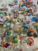 10lbs Vintage Happy Meal Toys