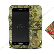 Strong Waterproof Protective Case Metal Anti-fall For Samsung Back Cover Cases